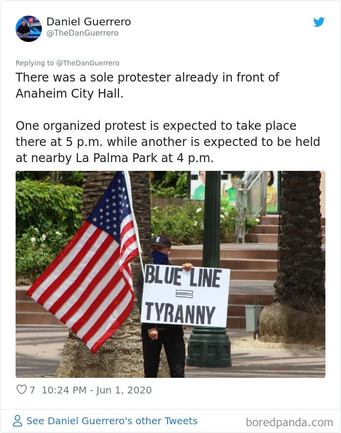 Sole Protester