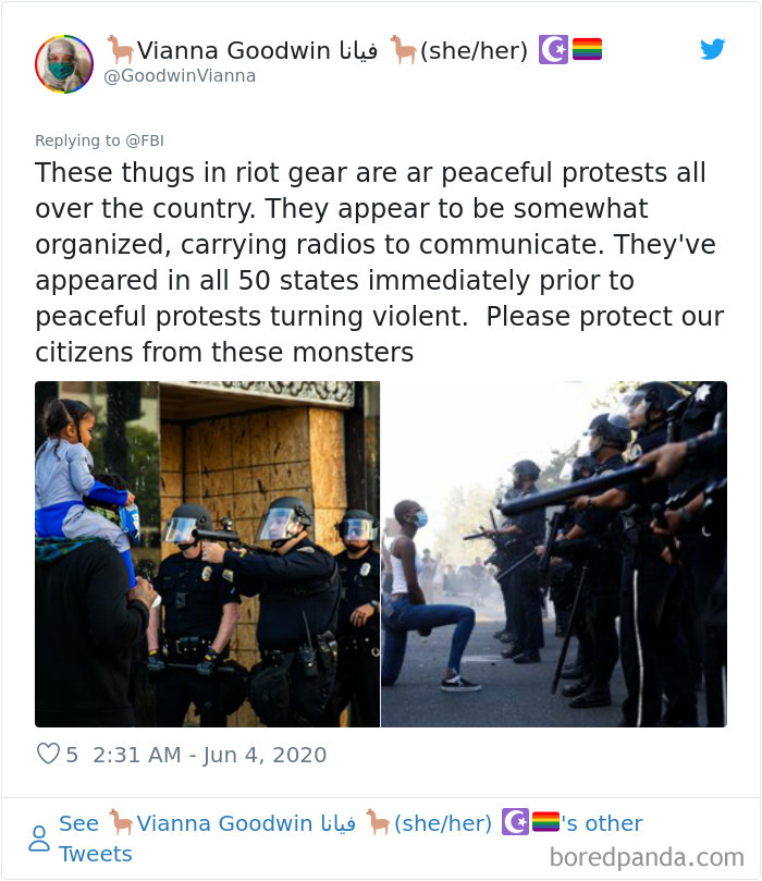 FBI-Asks-Evidence-Individuals-Inciting-Violence-Protests-People-Respond-Videos-Police