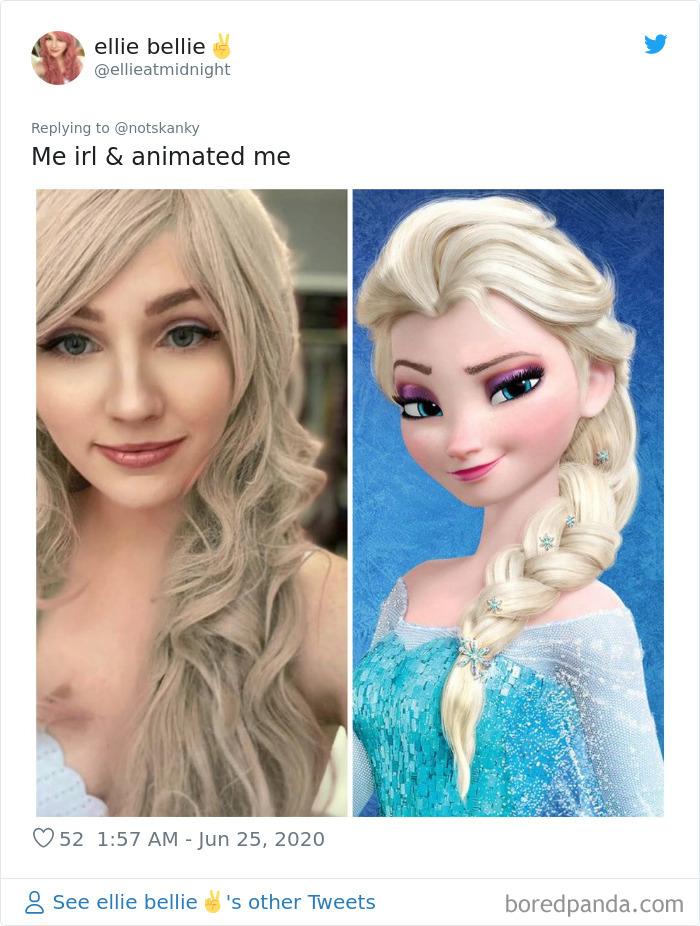 Cartoon-Characters-People-Lookalike-Twitter-Challenge