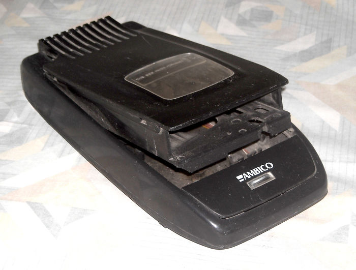 Save Yourself A Lot Of Time And Invest In A Vhs Rewinder