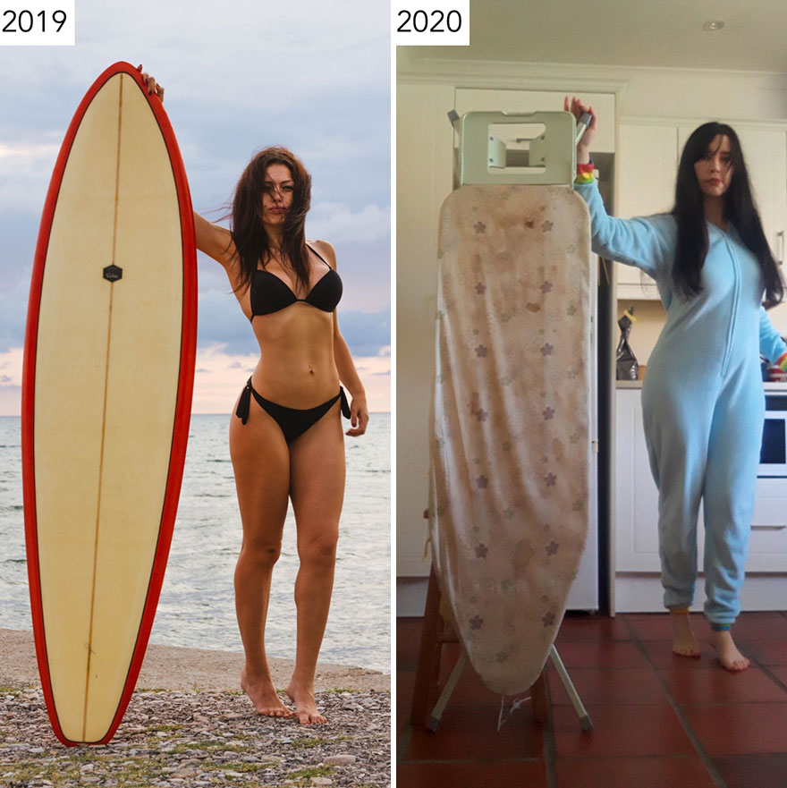 Surfing Is Now Permitted But Standing Around On The Beach Posing For Instagrams Is Not. So, If You're Looking For Me, I'll Be At Home Doing 'Housework'