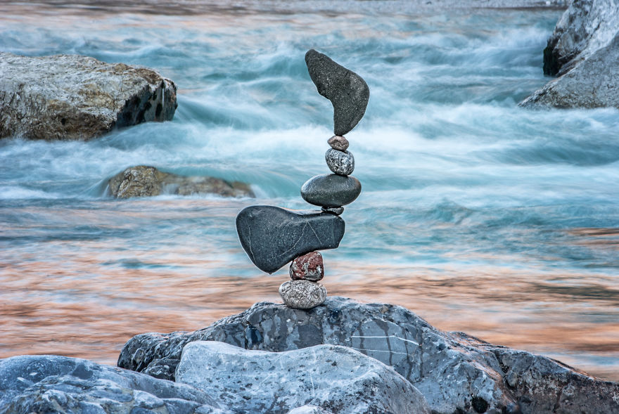 16 Of The Best Examples Of My Stone Balancing Meditation Trough 10 Years Of Practise