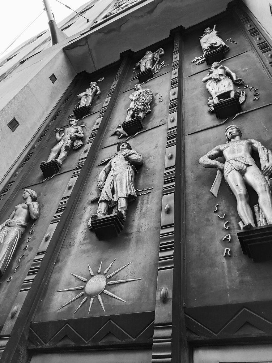 Statue Decorations
