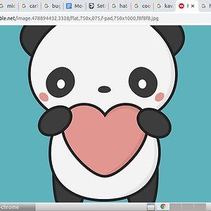 creative panda