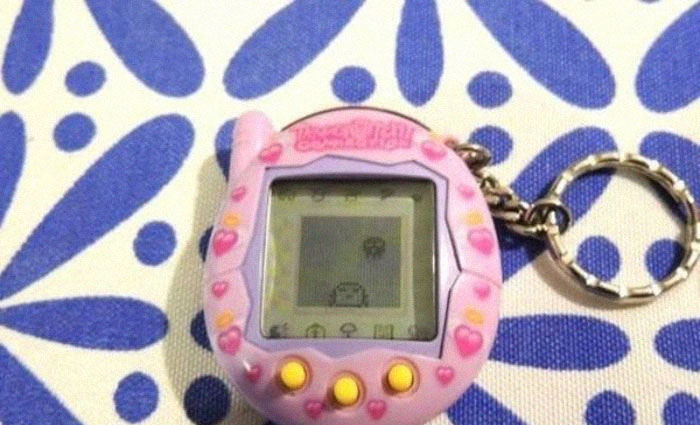 If A Winged Tamagotchi Appears On Your Screen, It Means That Your Tamagotchi Decided To Go Back To It's Home Planet. But Don't Despair, Simply Press The (A) And (C) Buttons At The Same Time And Your New Egg Is Ready For Hatching