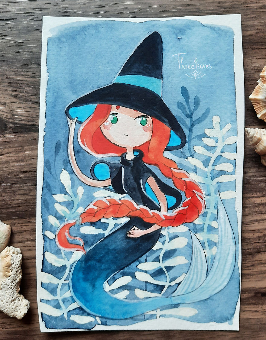 Day 28: Witch