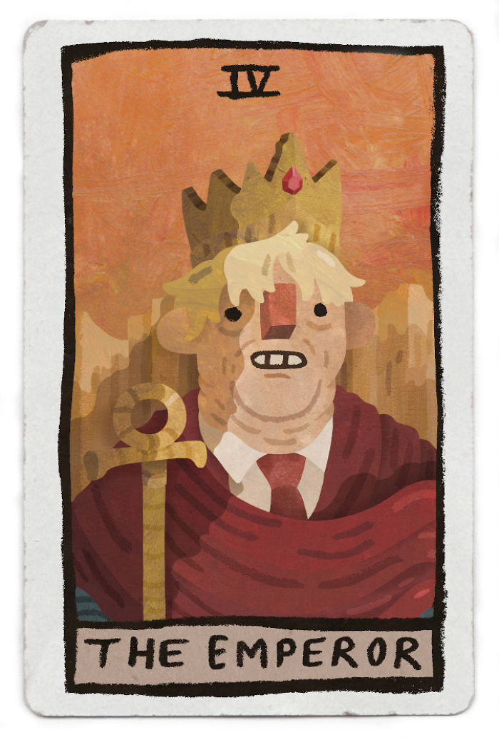 The Emperor - As Portrayed By Boris Johnson. We Watched, We Got Angry, We Wondered What He Was Thinking