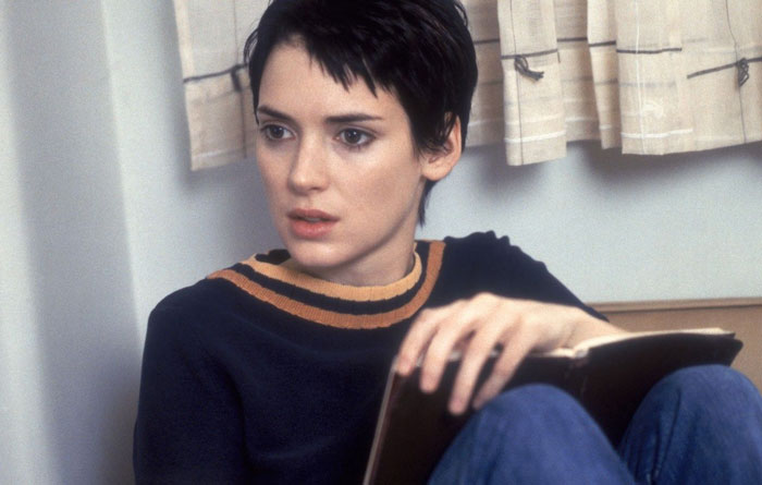 """Winona Ryder Was 28 When She Played An 18-Year-Old In """"Girl, Interrupted"""" As Susanna Kaysen"""