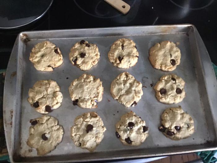 I Baked Gluten Free Cookies
