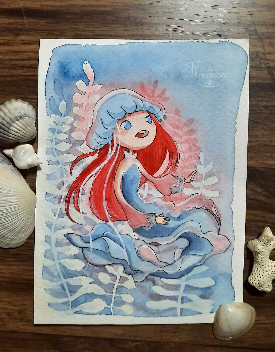 Day 5: Jellyfish