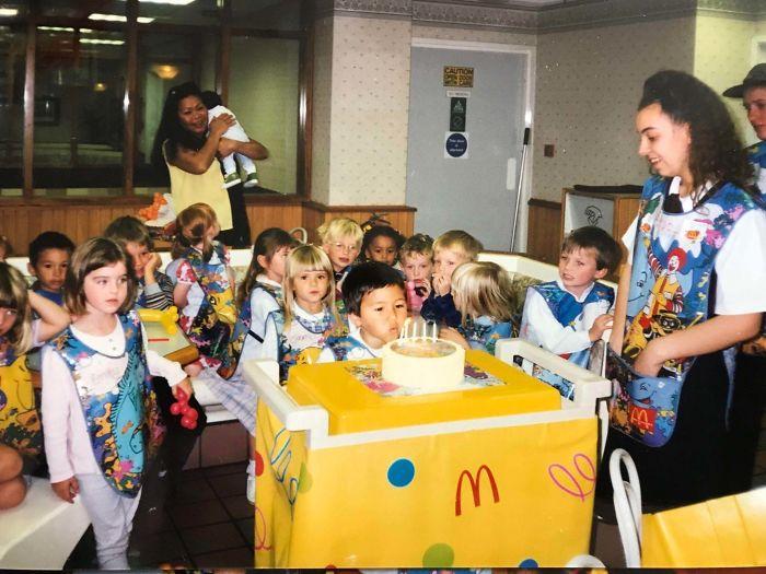 Birthday Parties At Mcdonald's