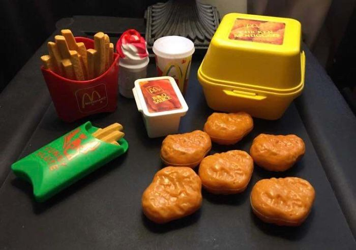 Fisher Price Mcdonald's Play Toys