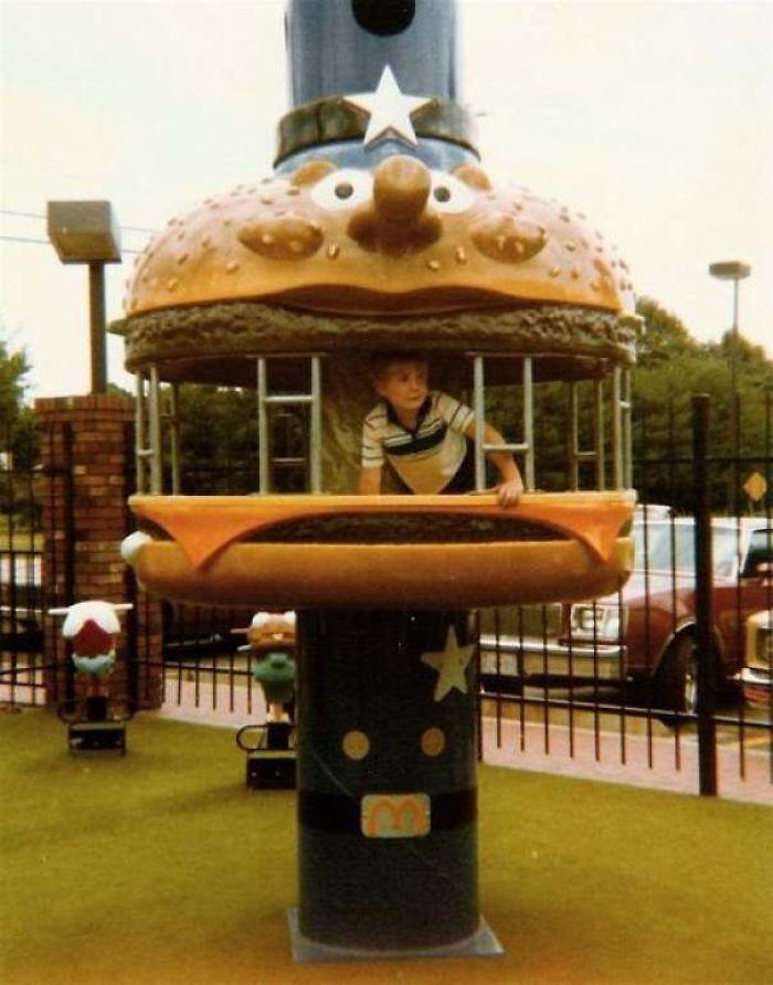 McDonald's Playground