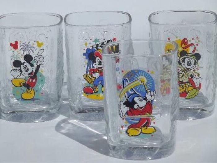 Mcdonalds 2000 Glasses