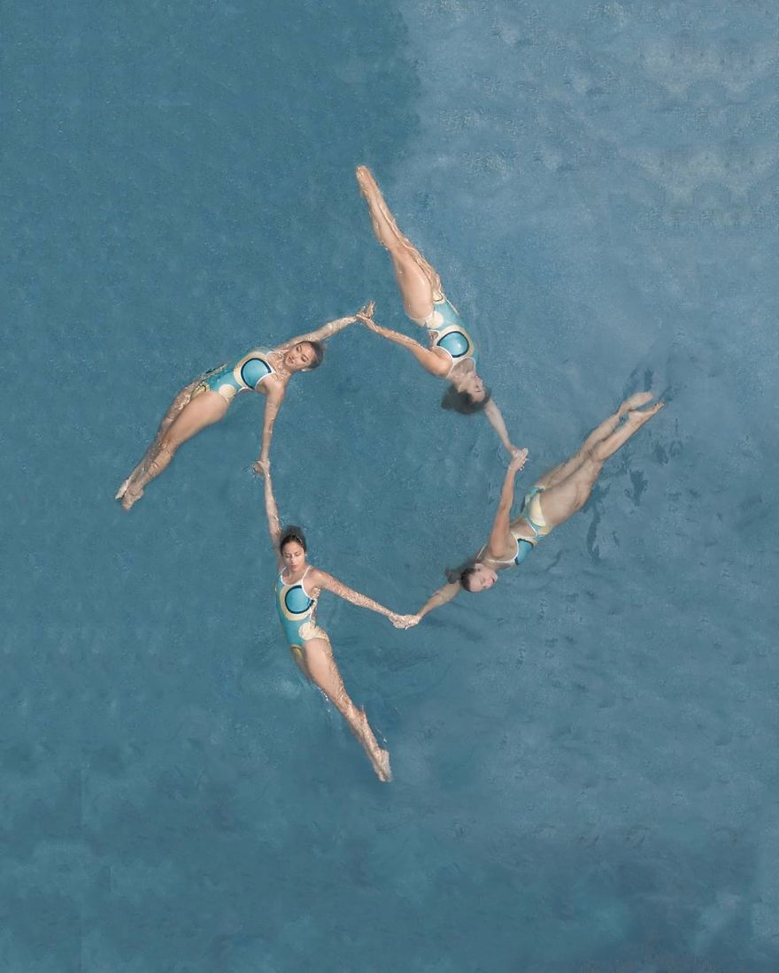 Aerial Photographer Brad Walls Captures Olympic Sports From A New Perspective