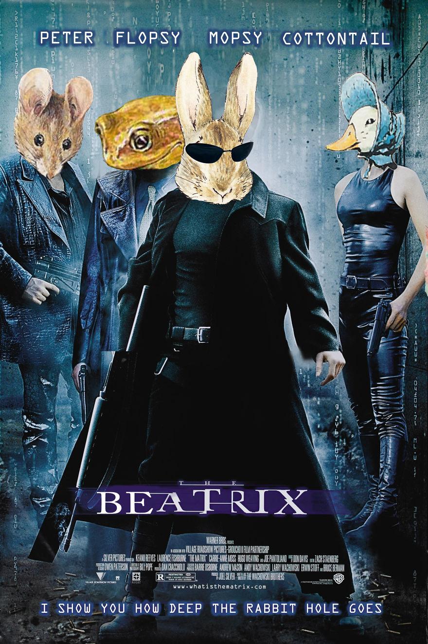 The Matrix Meets Beatrix Potter