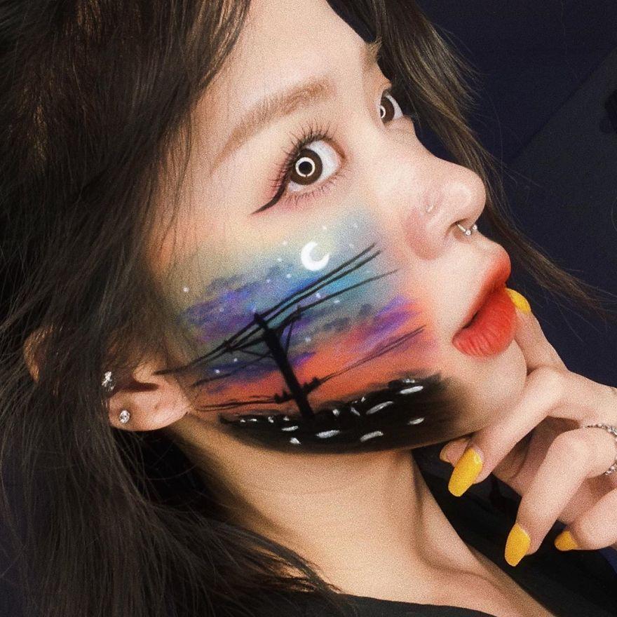 Self-Taught-Makeup-Artist-Optical-Illusions-Hoa-Trang