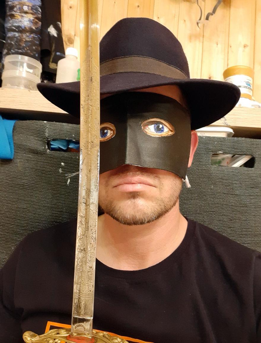Day 47. Zorro