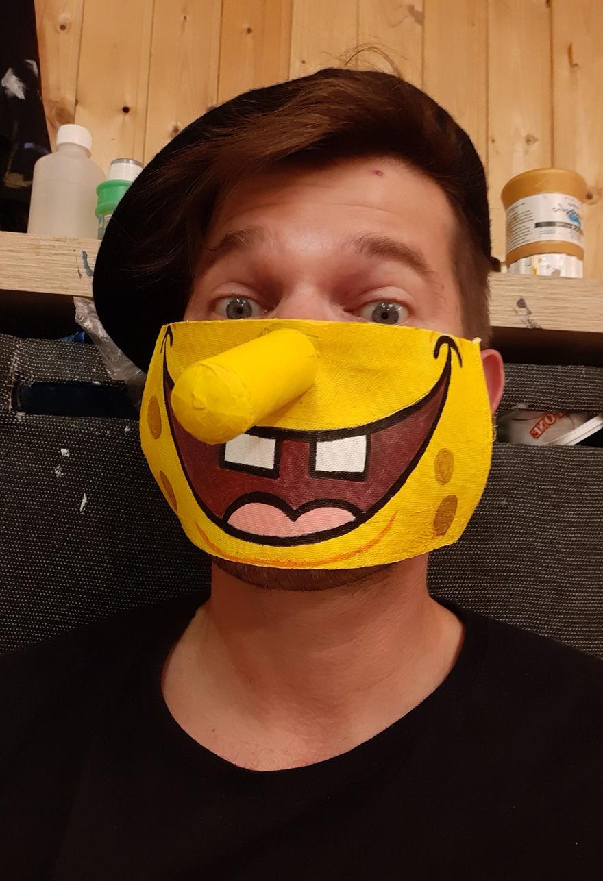 Day 52. Sponge Bob