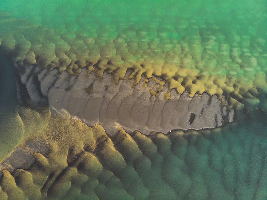 Hornafjordur Rivers In Summer