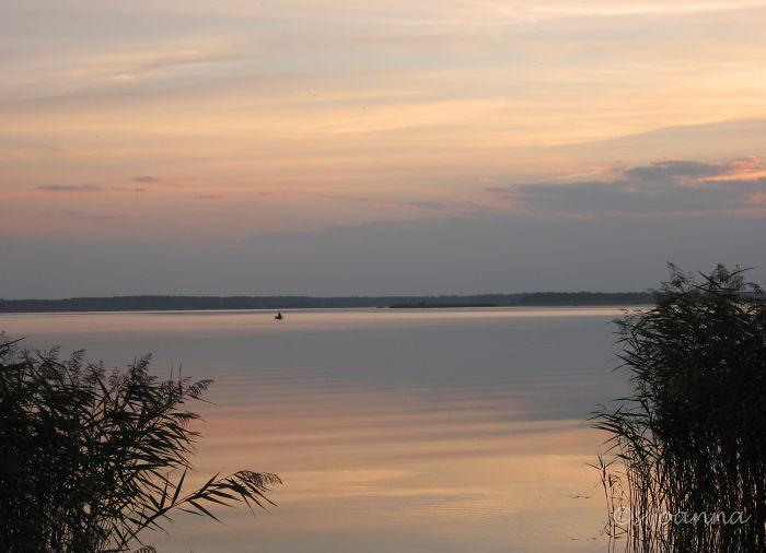 Stil Lake. Wytyczno. Poland