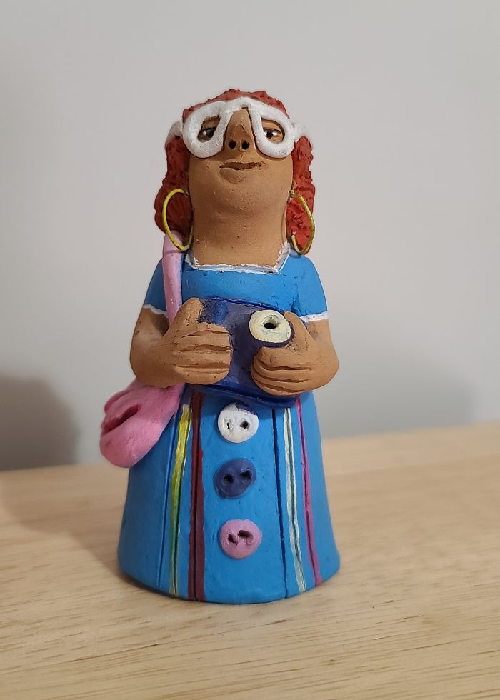 This Unique Figurine