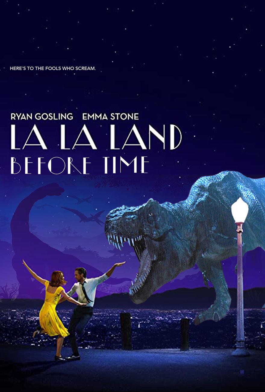 La La Land Meets Jurassic Park