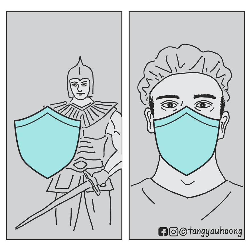 Modern Age Warrior
