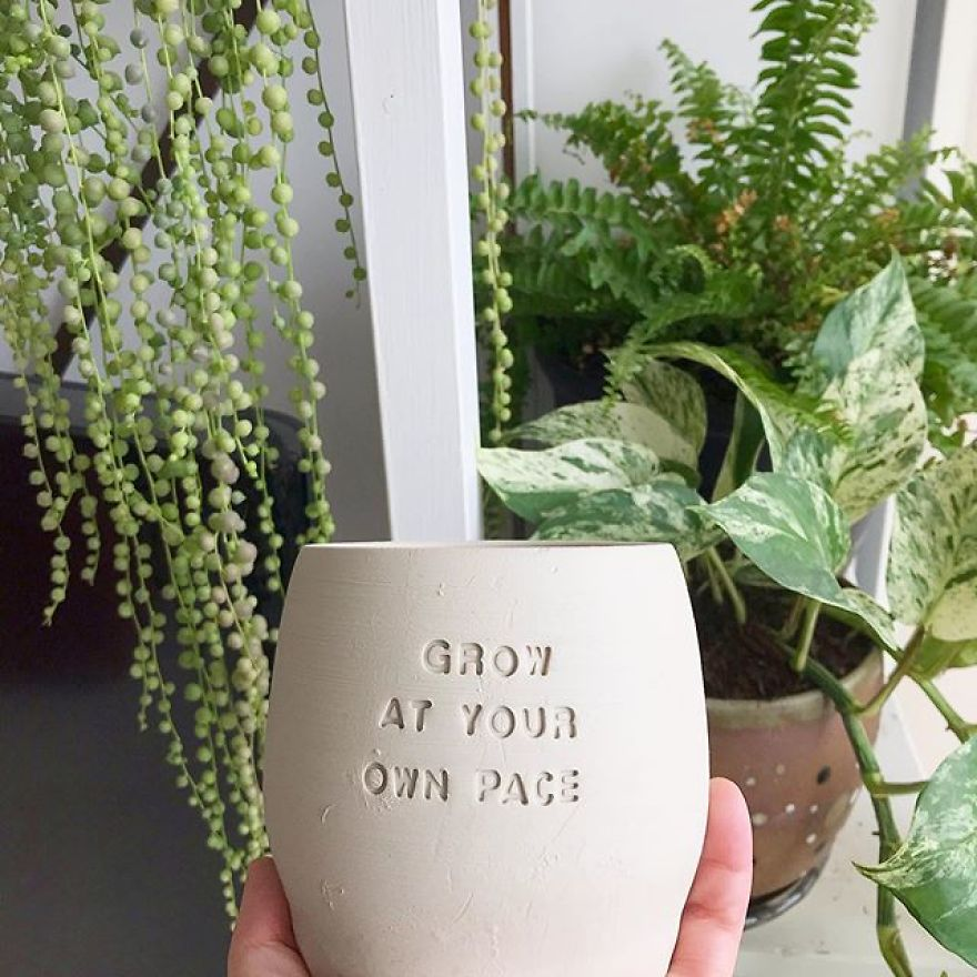 My Handmade Ceramic Planters, Made In Australia & Shipped Worldwide