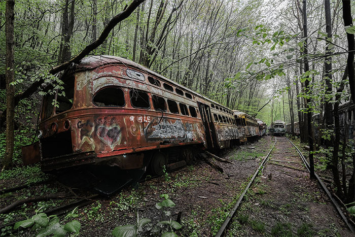 I Visited Abandoned Places In Pennsylvania, Here Are My Favorite Photos From There (10 Pics)