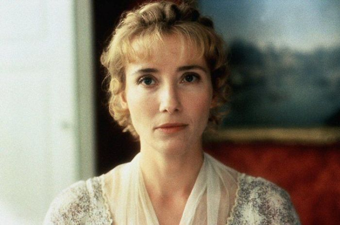 "Emma Thompson Starred As 19-Year-Old Elinor Dashwood In ""Sense And Sensibility"" When She Was 35"