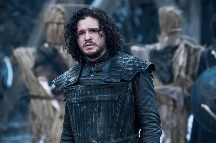 Kit Harington Was 30-Years-Old While Jon Snow Is Supposed To Be 17. In The Books He Was 14