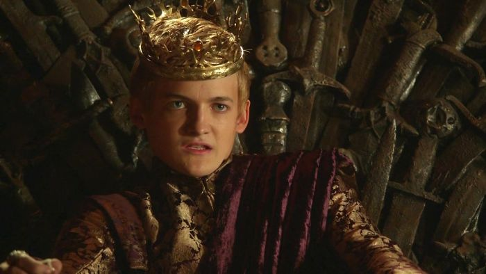Jack Gleeson, 25, As King Joffrey In Got, 17. In The Books He Was Only 13-Years-Old