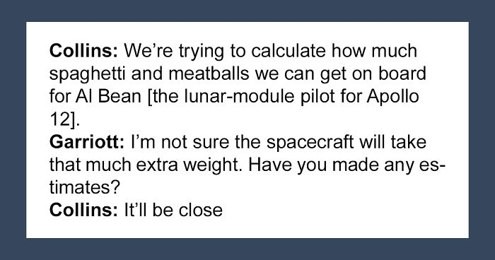 Tumblr User Shares 6 Transcripts From 1969 Apollo 11 Mission And They're Actually Hilarious