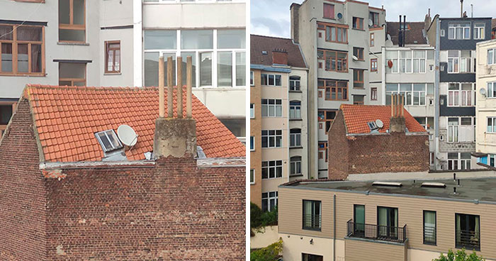 Belgian Guy Documents Ugly Houses He Sees And They're So Bad, It's Hilarious (30 More New Pics)
