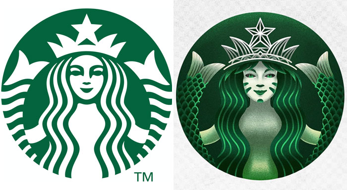 Artist Puts A New Spin On Famous Logo Designs To Make Them More Fun