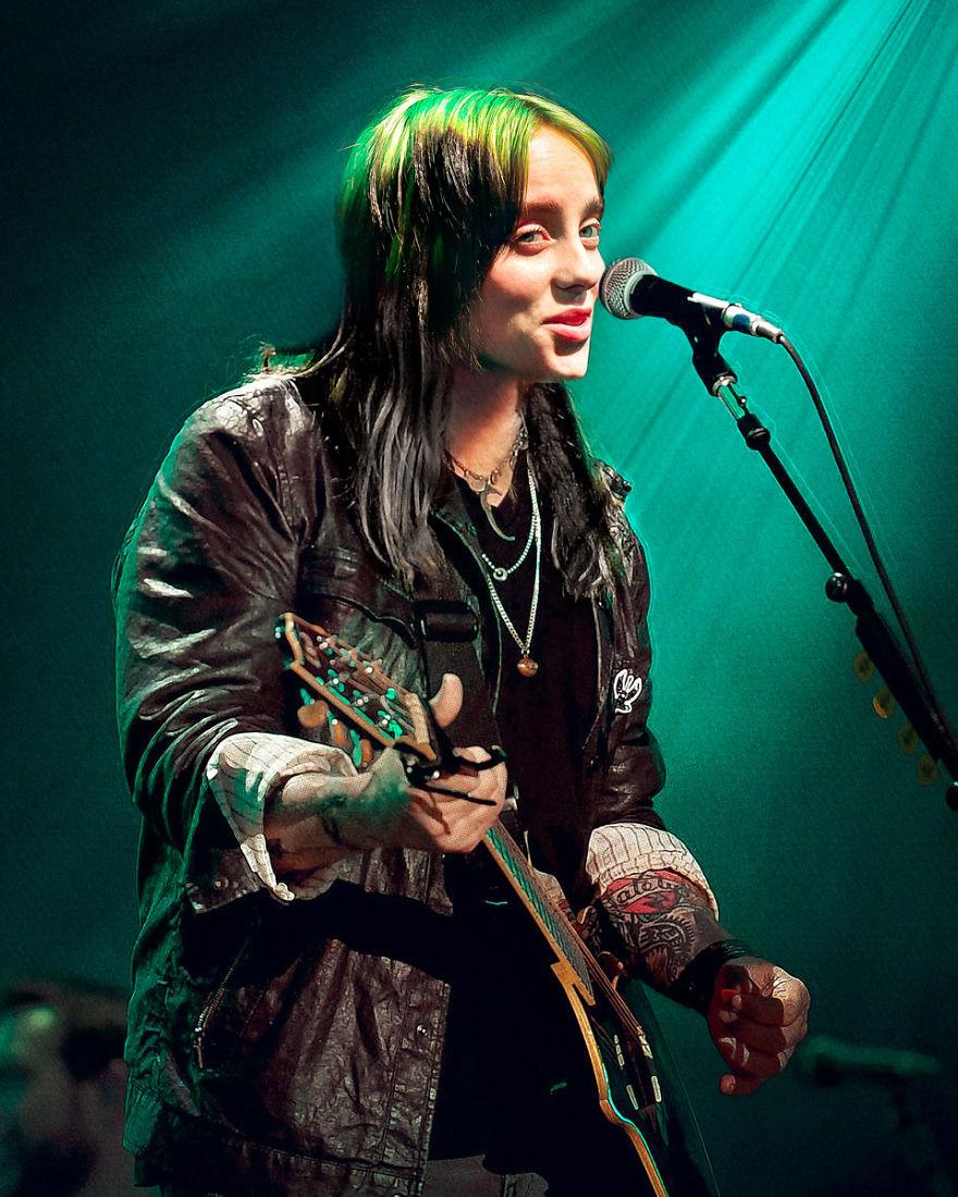 Billie Ray Eilish