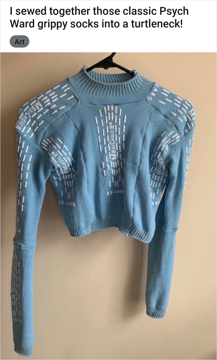 Who Wants Some Good Ol Sweater Traction
