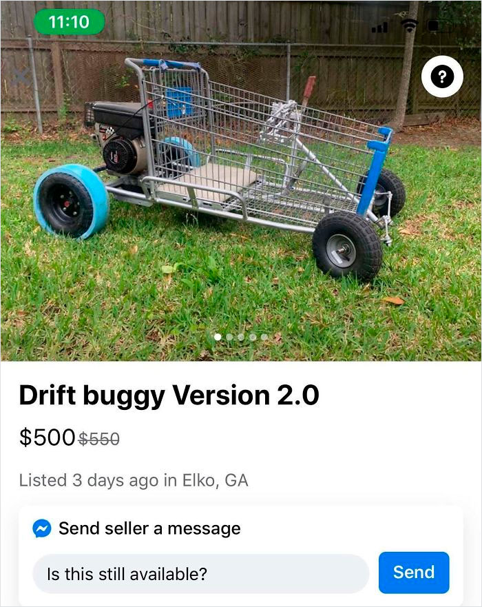 Found This Gem On Facebook Marketplace