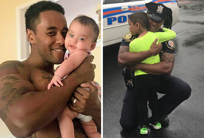 Black Police Officer Asks People To Stop Hating On Him In A Heartbreaking Post
