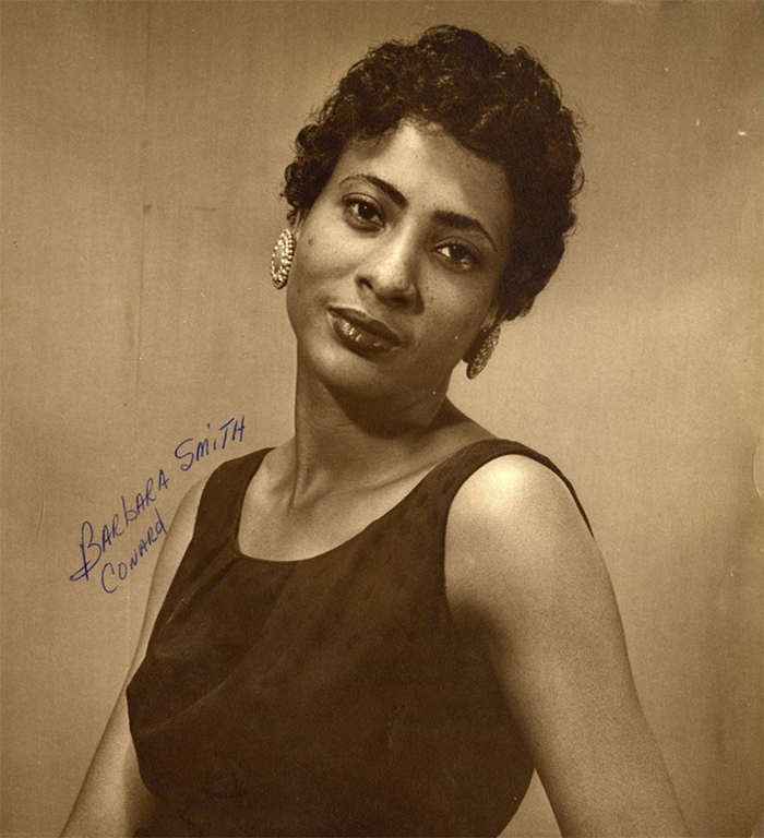 Barbara Smith Conard - opera singer and civil rights pioneer