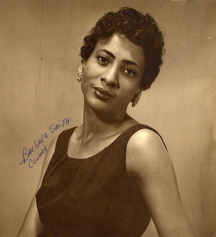 Barbara Smith Conard - opera singer and civil rights pioneer