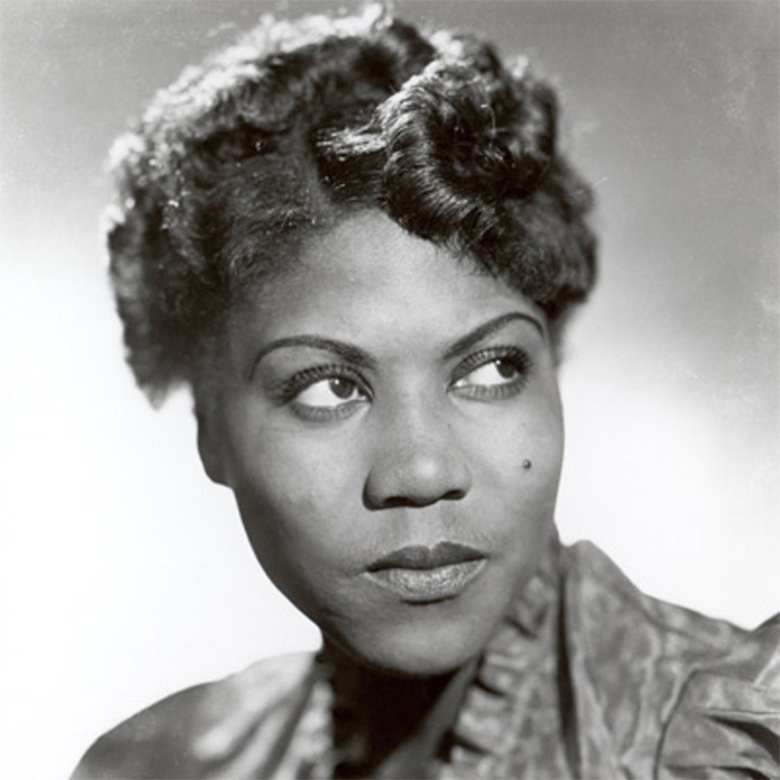"Sister Rosetta Tharpe - ""the Godmother of rock and roll"""