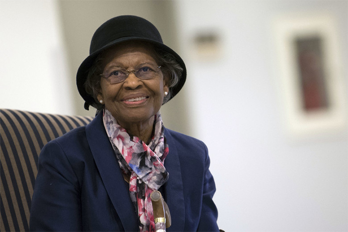 Gladys West - mathematician whose work became the basis for GPS