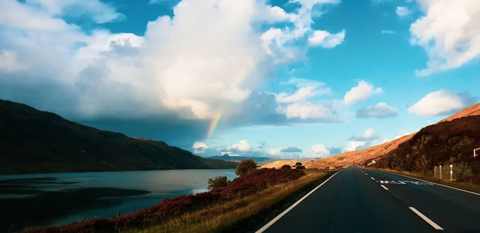 Taken On My Scotland Roadtrip Last Year. Still Feel Like This Came Out Really Well!