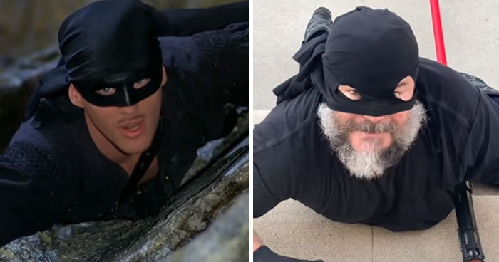 Bored Celebs Recreate 'The Princess Bride' While In Lockdown, And People Say It's Awesome