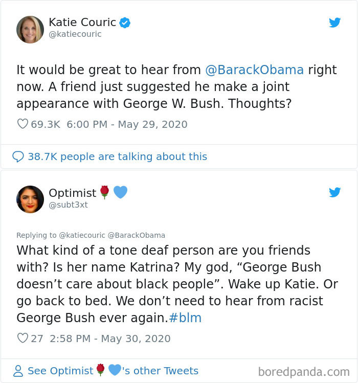Katie Couric's Suggestion Was Ridiculed
