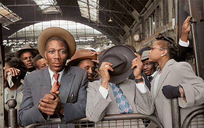 I Colourised 11 Photos To Highlight Black British History Over The Past Century