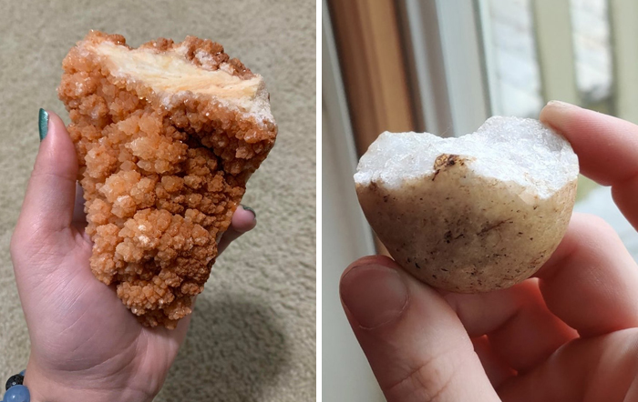 People Share Crystals That Look Like Something Else (21 Pics)