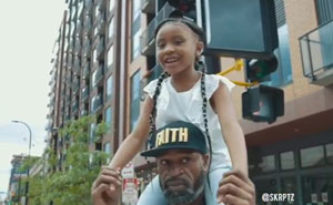 """Daddy Changed The World"": George Floyd's 6-Year-Old Daughter Was Filmed Paying A Heart-melting Tribute To Her Dad"